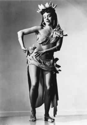 Dancer: Katherine Dunham
