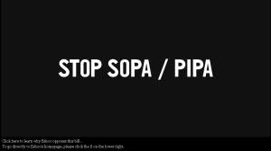 Eshoo Update on SOPA and PIPA