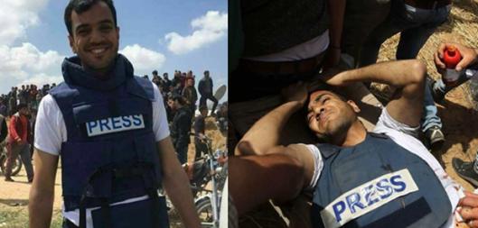 Gaza journos 070318