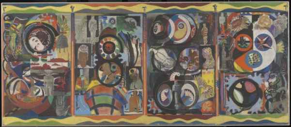 Eileen Agar The Autobiography of an Embryo 1933 34
