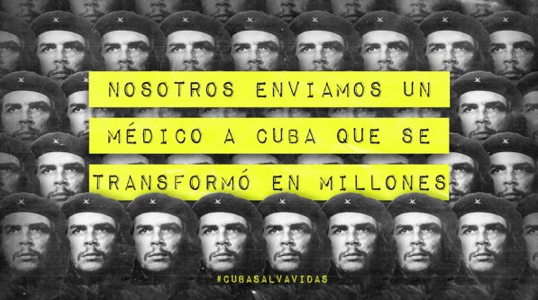 Dominio Cuba Che 2