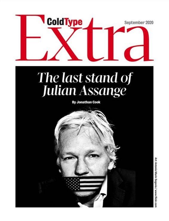 Coldtype assange