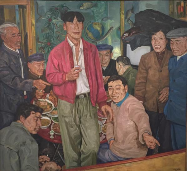 Liu Xiaodong China Wedding Party 1992 e1600289076617