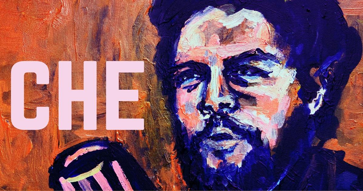 Che Guevara Social Media Text Twitter