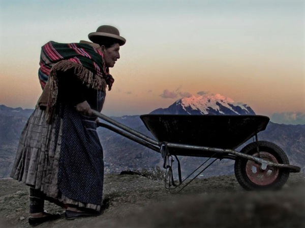 Satori Gigie Bolivia Stealing the Illimani 2016 1
