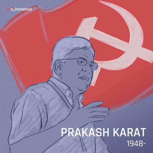 20201104 Prakash Karat IG e1604518625805