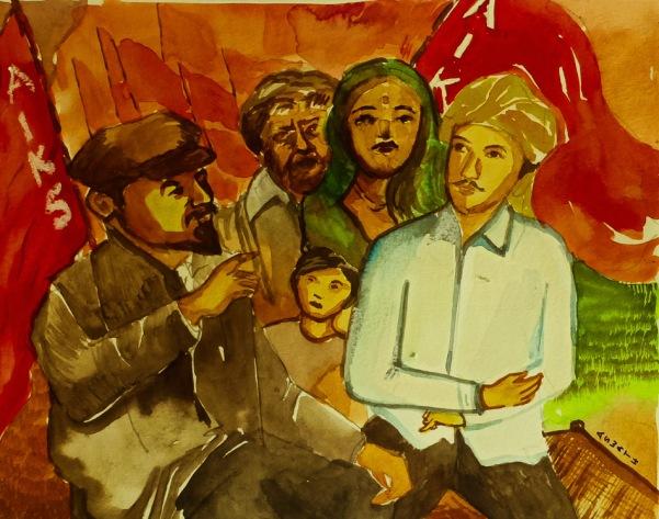 Aswath Lenin met India 2020 1