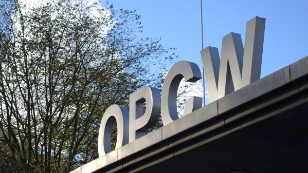 OPCW Organization for the Prohibition of Chemical Weapons