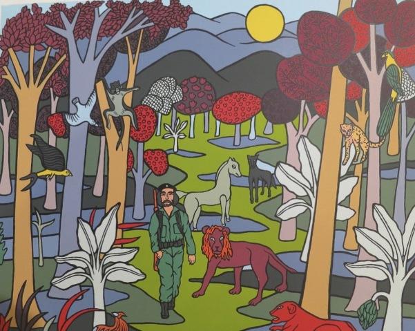 Alicia Leal Cuba Un soldado de America 1997 4