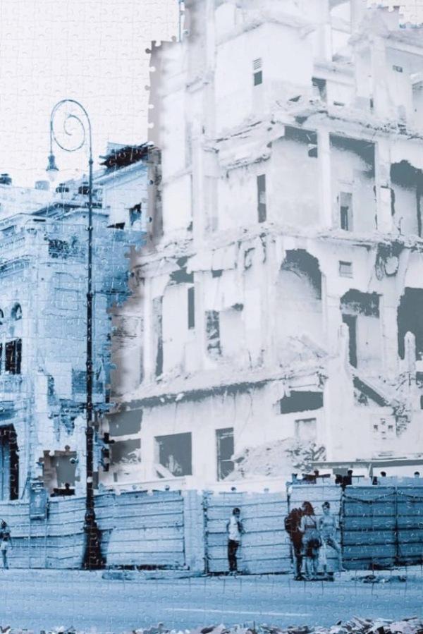 Carlos Garaicoa Cuba Puzzle la Malenka 2009 1