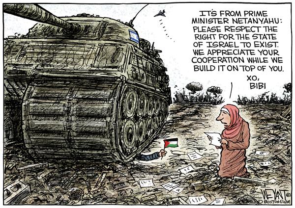 Netanyahu logic