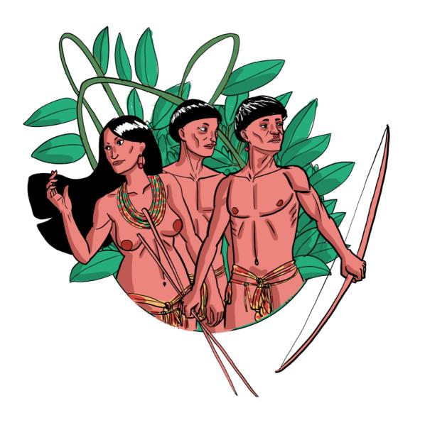 Cesar Mosquera Utopix Venezuela Pueblos originarios Indigenous Peoples 2021