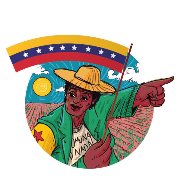 Daniel Duque Utopix Venezuela Comunas socialistas Socialist Communes 2021