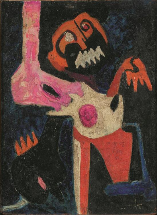 Colette Omogbai Nigeria Agony 1963