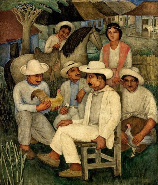 Eduardo Abela Cuba Los Guajiros 1938