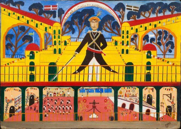 Prefete Duffaut Haiti Le Generale Canson 1950