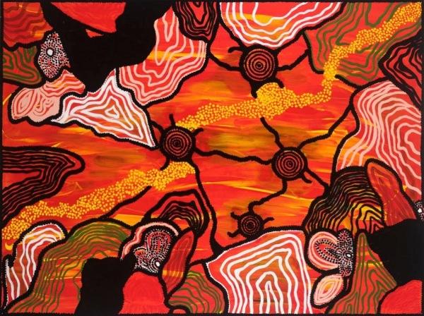 Simone Thomson Australia Awakening