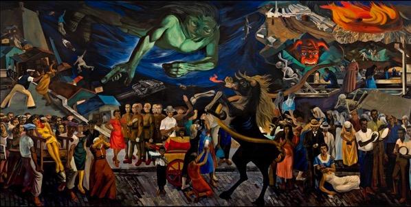 Rafael Tufino Figueroa Puerto Rico La Plena 1952 54